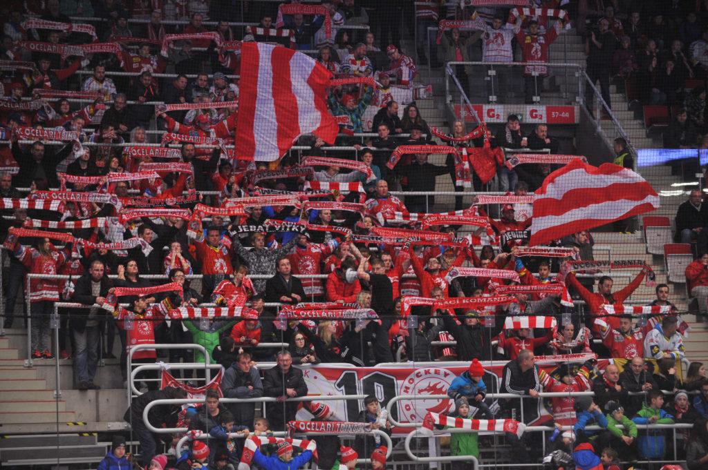 Souboj s fotbalovým fanklubem