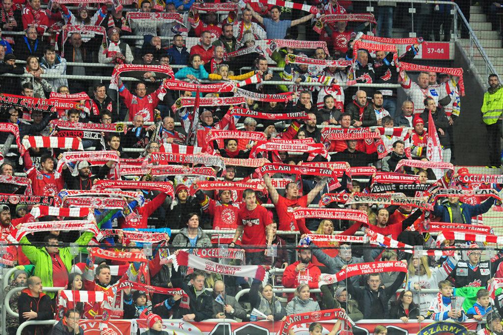 Oceláři přepsali českou extraligovou historii, nyní myslí na play-off