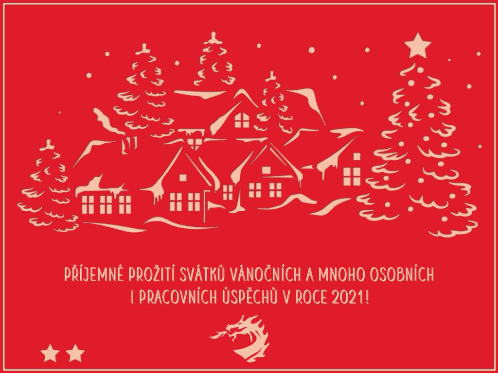 Vánoce jsou tady, nový rok klepe na dveře